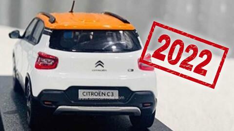 Nuevo Citroën C3 made in Mercosur tendrá más equipamiento y llegará en 2022