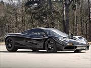 McLaren F1 con 2,800 millas sale a la venta