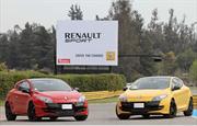 Renault Sport llega a Chile: Estrena el Mégane lll RS Coupé