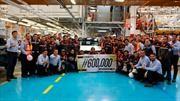FCA celebra la producción de 600,000 Jeep Compass en México