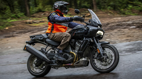 Harley-Davidson Pan America, ¡ya la manejamos y es sorprendente!