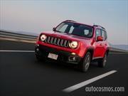 Jeep Renegade 2017 a prueba