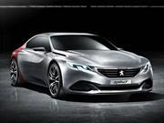 Peugeot Exalt, un león al desnudo