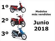 Top 10: Los modelos de motos más vendidos en el mes de junio de 2018