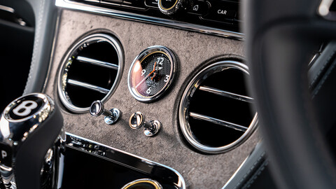 Bentley revoluciona la decoración interior