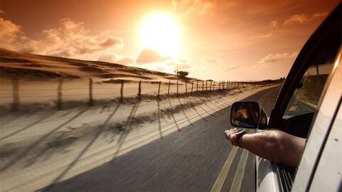 ¿Por qué el calor del ambiente eleva la probabilidad de sufrir un accidente automovilístico?