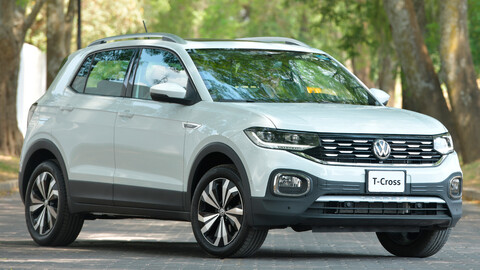 Volkswagen T-Cross 2021 llega a México, presenta actualizaciones y es más accesible