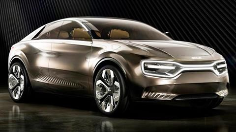 El próximo SUV eléctrico de KIA utilizará un sistema de carga similar al del Porsche Taycan
