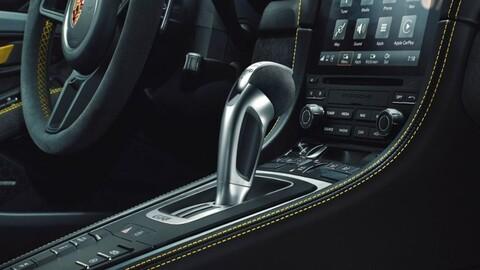 Porsche ofrecerá su caja PDK para los 718 Boxster y Cayman con motor de cuatro litros