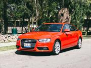 Manejamos el Audi A4 TDI 2014