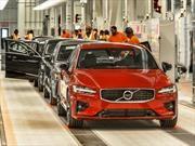 Volvo abre su nueva planta en Estados Unidos junto al S60 2019