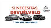 Citroën lanza campaña que te permite devolver tu auto pagando solo lo que usaste