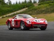 Un Ferrari 250 GTO de 1962 a subasta