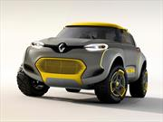 Renault Kwid concept, un todoterreno para la India