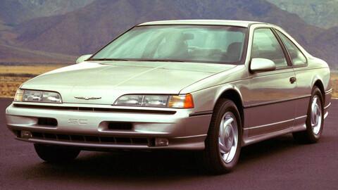 Ford podría traer de regreso al Thunderbird, esta vez como un SUV eléctrico