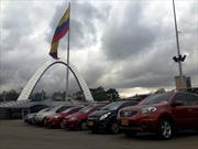 Todo listo para Bogotá Car Expo