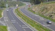 Deténgase de manera segura en vías de alto flujo vehicular