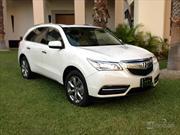 Acura MDX 2014 llega a México en $784,900 pesos