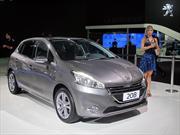 Peugeot 208 se presenta en Brasil y se acerca a Argentina