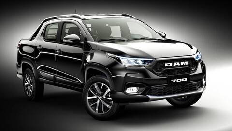 RAM 700 2021 estará disponible con caja automática
