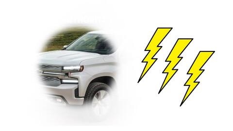 Chevrolet Silverado 100% eléctrica, así podría ser la anti F150 Lightning