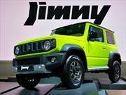 Suzuki Jimny 2019 fue develado en el Auto Show parisino