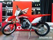 Honda CRF 450 RX, una bestia del enduro desde $7.990.000