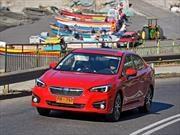 Nuevo Subaru Impreza 2017 llega a Chile desde $14.490.000