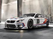 BMW M6 GT3, un enérgico auto de carreras