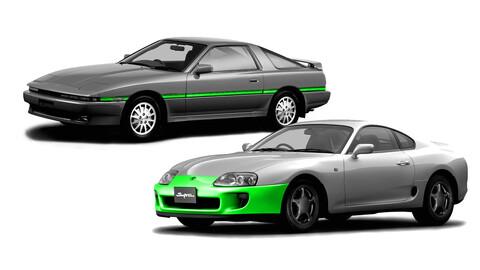 Toyota GR Heritage Parts amplía el catálogo de repuestos para los Supra clásicos