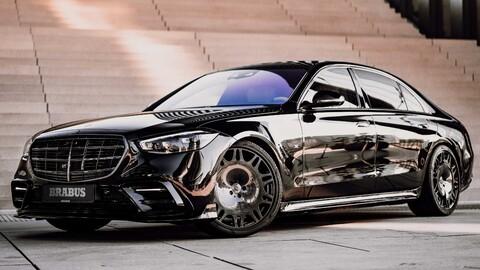 Brabus transforma un Mercedes-Benz Clase S
