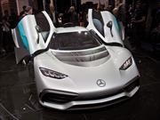 Mercedes-AMG Project One, presentado en Frankfurt