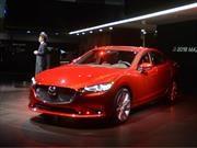 Mazda 6 2018, además de las mejoras en diseño dispone de un motor turbo