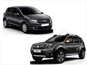 Dacia Duster Blackstorm y Sandero Black Touch debutan