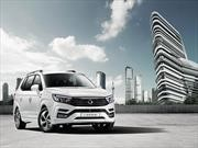 SsangYong Stavic se actualiza