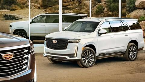 Cadillac Escalade 2021 llega a México un icono del lujo estadounidense