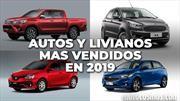 Los 10 autos más vendidos de 2019 en Argentina