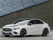 Así es el Mercedes-Benz Clase A sedán que se viene