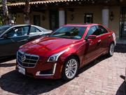 Cadillac CTS 2014 es el auto del año 2013 de Motor Trend