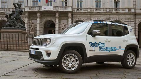 FCA firma acuerdo de movilidad autónoma y libre de emisiones en Turín, Italia