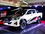 Toyota Hilux GR S y Gazoo Racing Day en Argentina