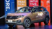 Volkswagen T-Cross se lanza en Argentina