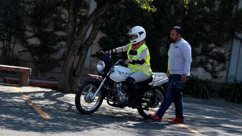 Inminente la licencia A1 para motociclistas en la CDMX