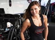 Leah Pritchett, la mujer más rápida del planeta