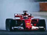 F1 2017: Ferrari domina los primeros entrenamientos