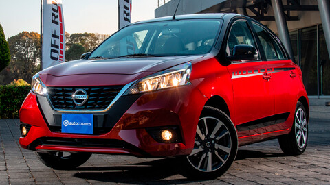 Manejamos el Nissan March 2021