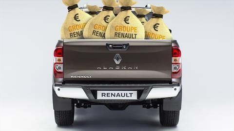 Que venga el billetito: Renault recibe cinco billones de Euros para salvarse de la crisis