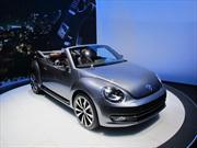 Volkswagen Beetle Convertible 2013 en el Salón de Los Ángeles 2012