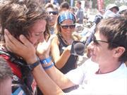 Marcos Patronelli ganó su segundo Dakar
