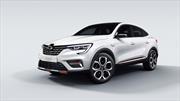 Renault Arkana debuta con insignias Samsung en Seul